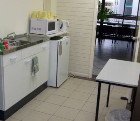 Student Kitchen 2A at AICOL english School