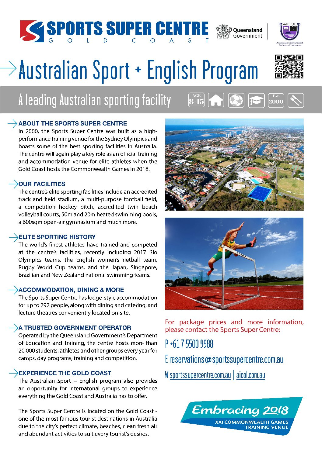Sports Camp – AICOL | Australian International College Of Language