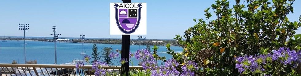 AICOL Gold Coast English School balcony